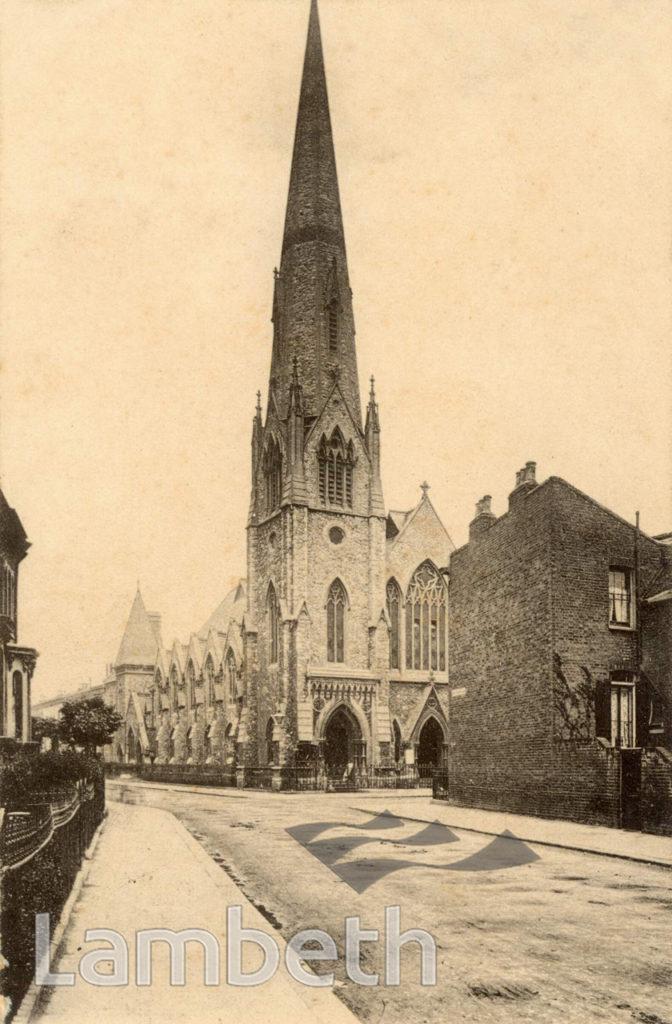 MOSTYN ROAD CHURCH, BRIXTON NORTH