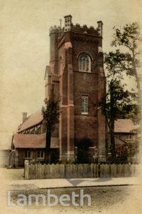 CONGREGATIONAL CHURCH, STREATHAM HIGH ROAD, STREATHAM