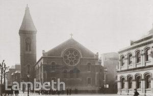 ST ANDREW'S CHURCH, LANDOR ROAD, STOCKWELL