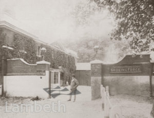 MR GARSIDE, VETERINARY PRACTICE, THE ROOKERY, CLAPHAM COMMON