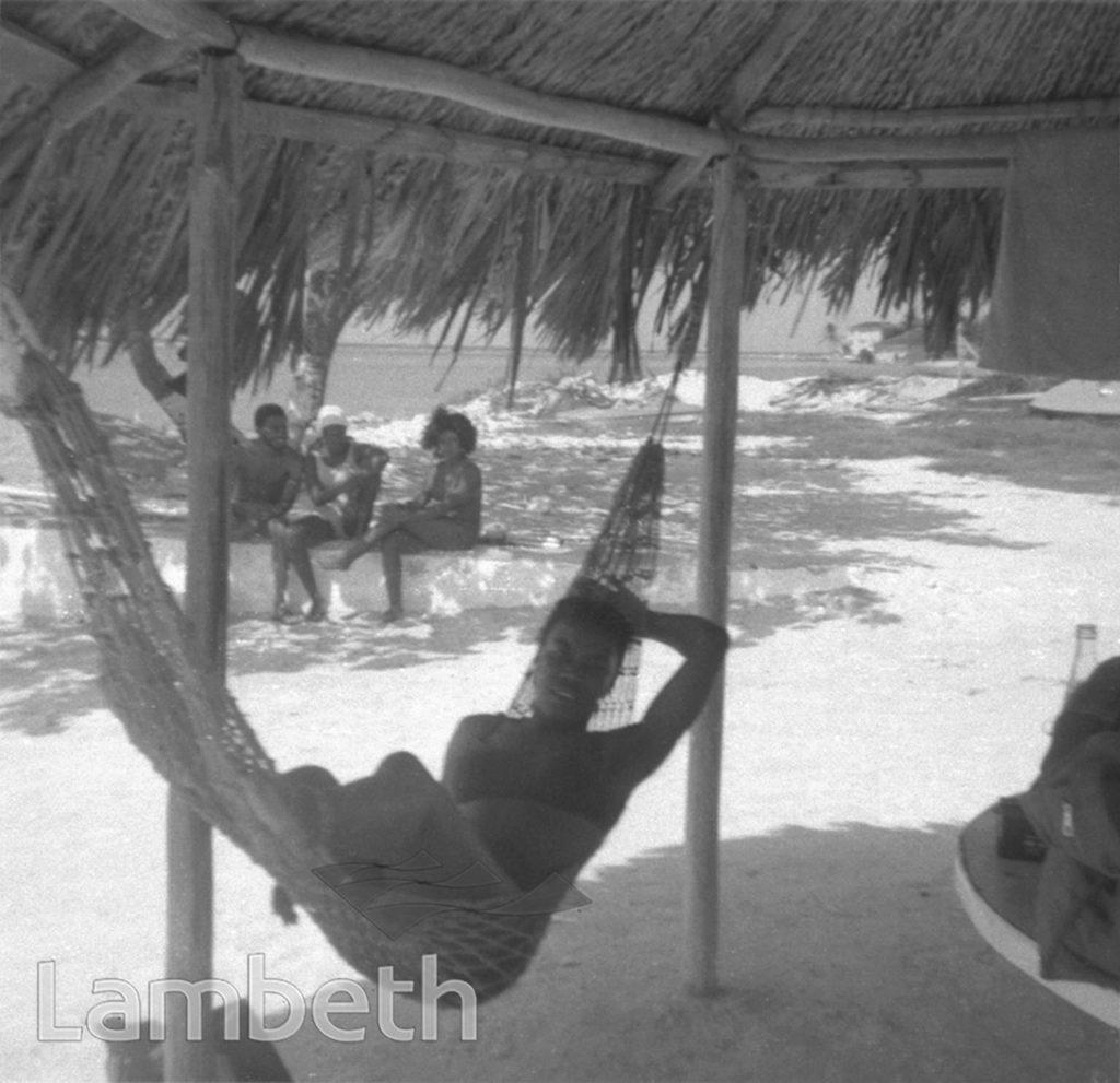 OLIVE MORRIS, JAMAICA