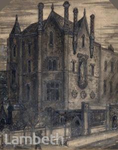 ELDON SCHOOL, WANDSWORTH ROAD, VAUXHALL