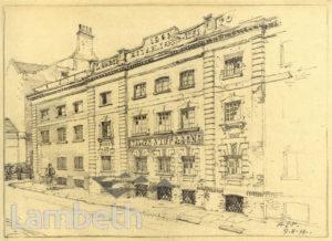 JAMES STIFF & SON, LONDON POTTERY, HIGH STREET, LAMBETH