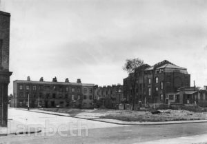WYVIL ROAD HOUSING SITE, SOUTH LAMBETH