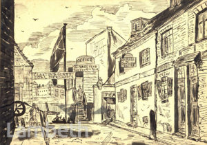 THE NAG'S HEAD, LOWER FORE STREET, LAMBETH