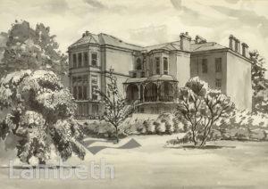 CARISBROOKE HOUSE, 149 UPPER TULSE HILL, TULSE HILL