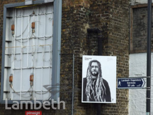 PHOTO EXHIBITION, HERNE HILL ROAD, LOUGHBOROUGH JUNCTION