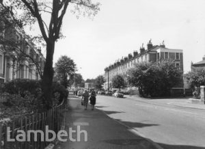 LILFORD ROAD, BRIXTON NORTH