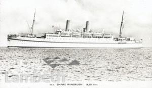 M.V.EMPIRE WINDRUSH