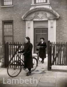 DISTRICT NURSES, HALSMERE ROAD, BRIXTON NORTH