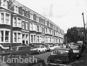 OFFLEY ROAD, BRIXTON NORTH