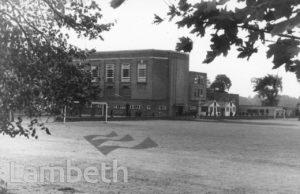 BATTERSEA GRAMMAR SCHOOL, ABBOTSWOOD ROAD, STREATHAM