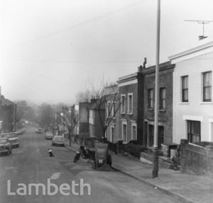 BIRKBECK HILL, TULSE HILL