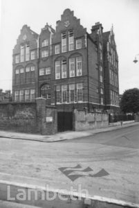 PAXTON PRIMARY SCHOOL, CAWNPORE STREET, UPPER NORWOOD