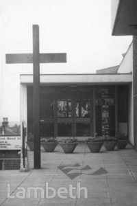 METHODIST CHURCH, COOPER'S YARD, UPPER NORWOOD