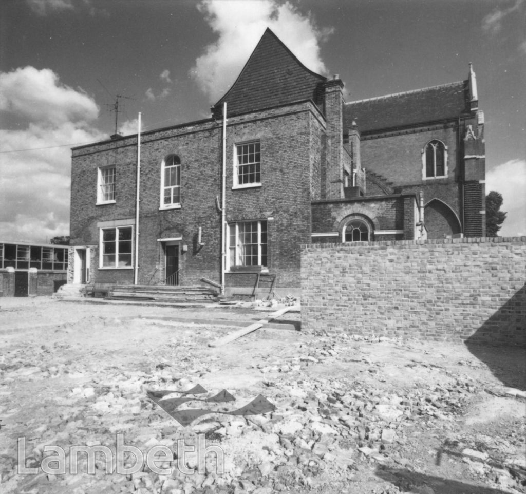 BETHEL HOUSE, TRENT ROAD, BRIXTON HILL