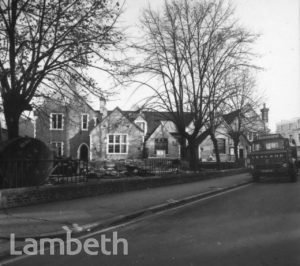ST JOHN'S SCHOOL, CANTERBURY CRESCENT, BRIXTON