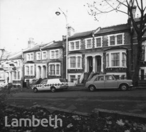 BECONDALE ROAD, UPPER NORWOOD