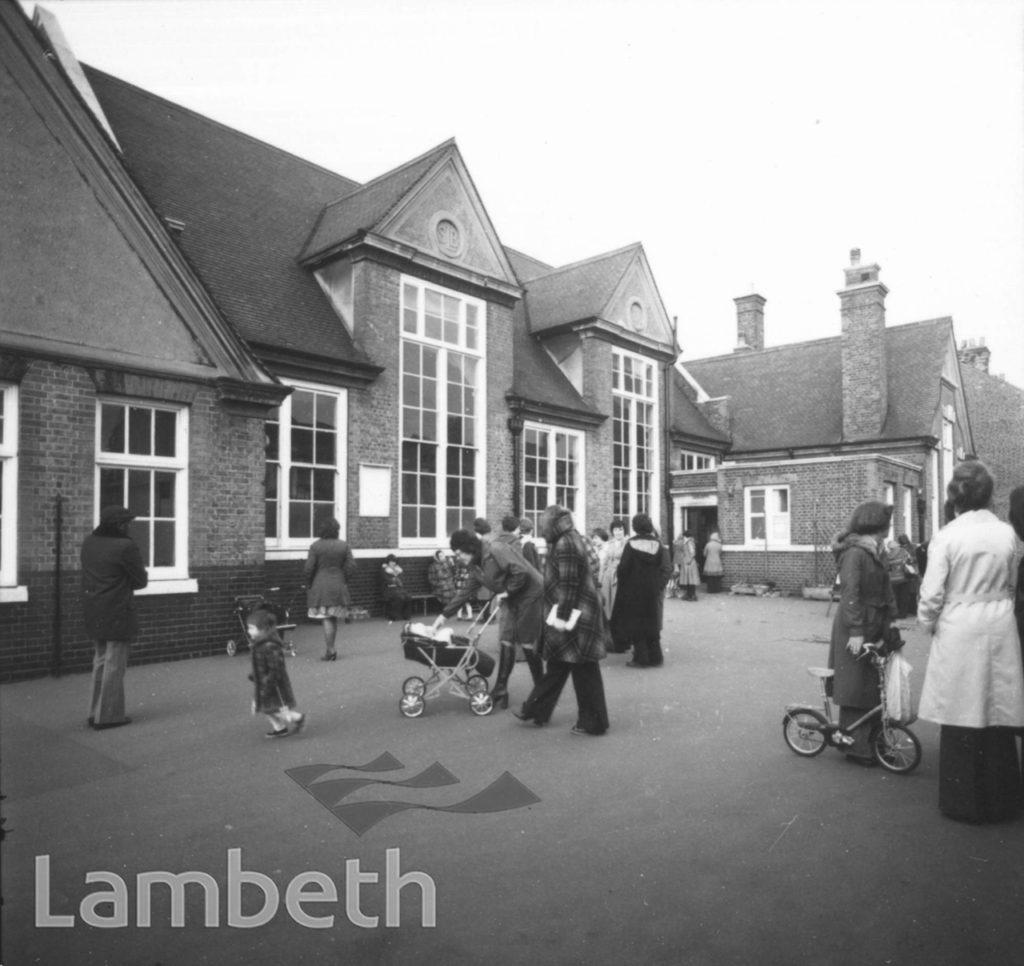 HENRY CAVENDISH INFANTS' SCHOOL, HYDETHORPE ROAD, BALHAM