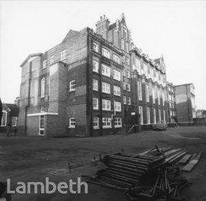 SANTLEY SCHOOL, SANTLEY STREET, BRIXTON