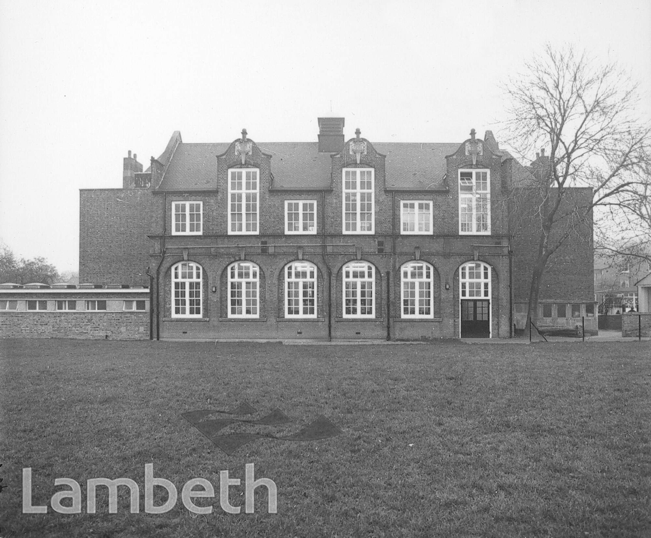 HITHERFIELD PRIMARY SCHOOL, LEIGHAM VALE, STREATHAM HILL