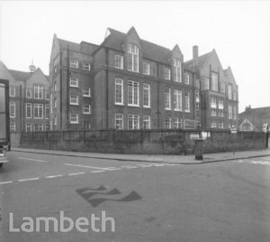 DURAND SCHOOL, LIBERTY STREET, STOCKWELL