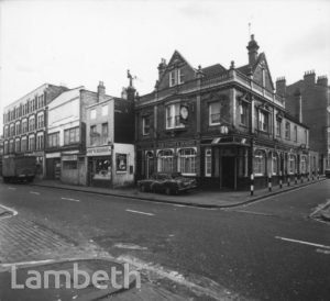 COACH & HORSES, COLDHARBOUR LANE, BRIXTON