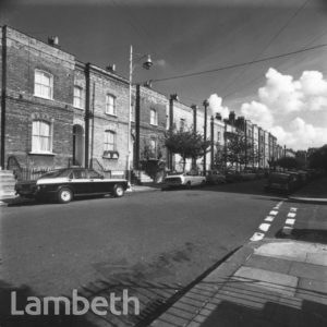 METHLEY STREET, KENNINGTON