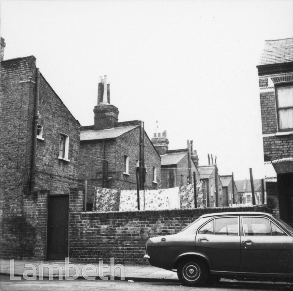 COMBERMERE ROAD, STOCKWELL