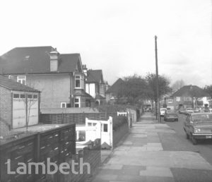 BROADLANDS AVENUE, STREATHAM HILL
