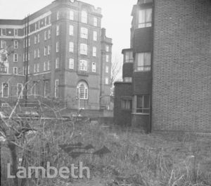 MARY HOUSE, EASTCOTE STREET, STOCKWELL