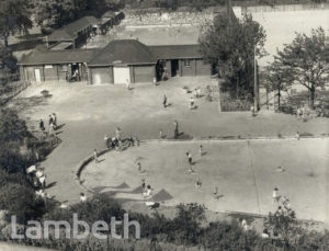 LIDO AND PADDLING POOL, KENNINGTON PARK