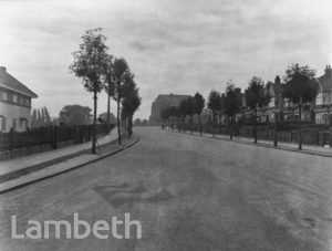 ROSENDALE ROAD, WEST DULWICH