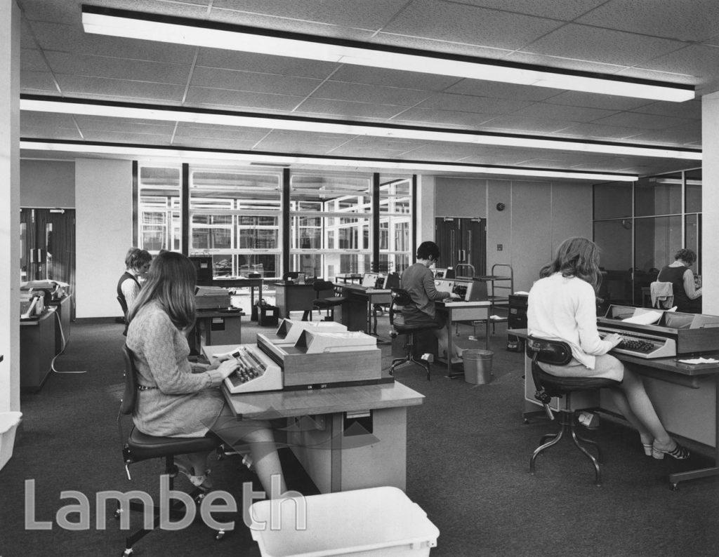 COUNCIL COMPUTER CENTRE, FERNDALE ROAD, BRIXTON