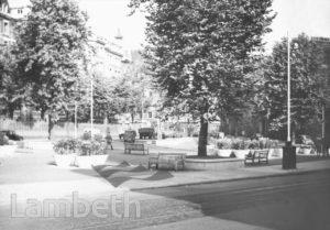 ST THOMAS' HOSPITAL, LAMBETH PALACE ROAD, LAMBETH