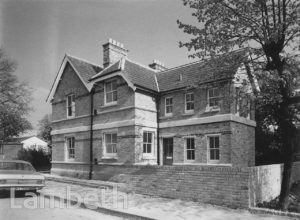 LODGE, MAGDALEN ESTATE, WOODFIELD AVENUE, STREATHAM