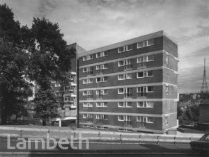 CLAYLANDS COURT, SALTER'S HILL, UPPER NORWOOD