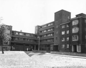 HOLDERNESS ESTATE, KNIGHT'S HILL, WEST NORWOOD