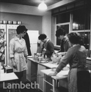 LAMBETH COOKING CLASS