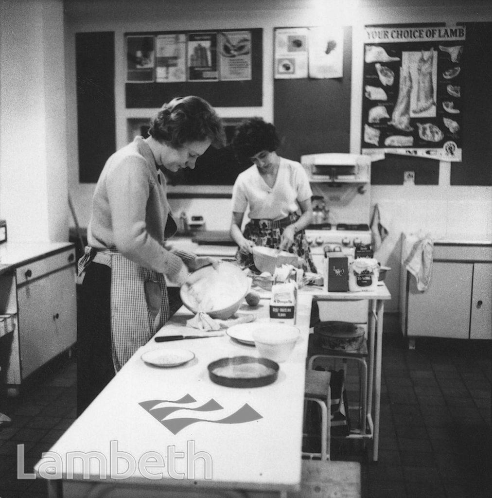 LAMBETH COOKING CLASS