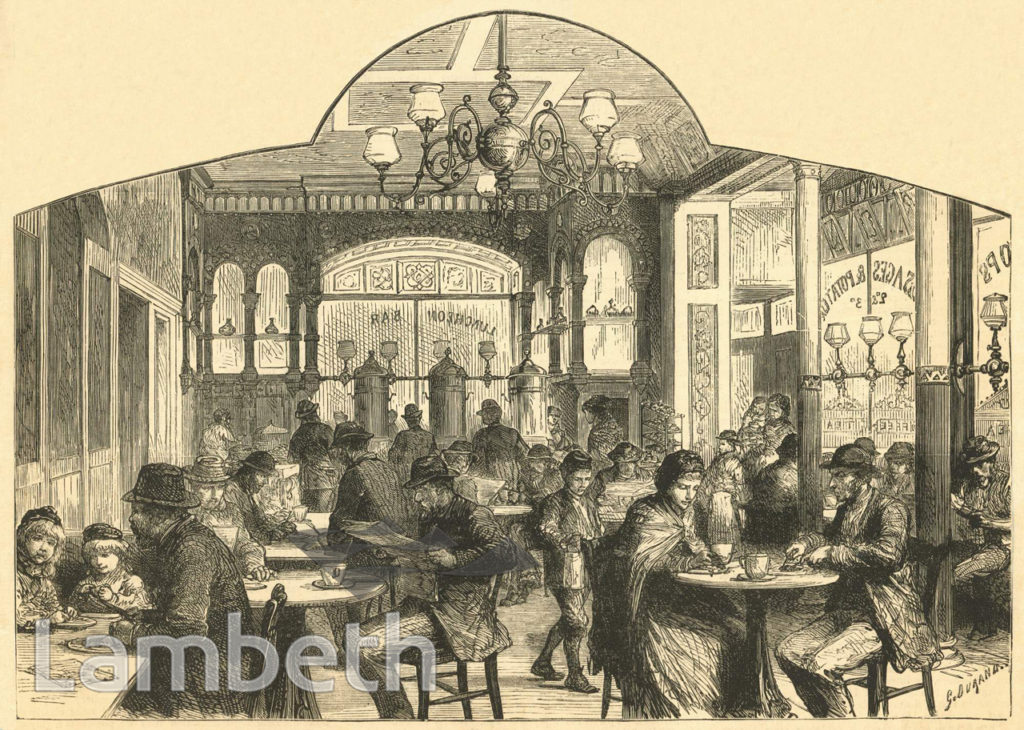 ROYAL VICTORIA COFFEE PALACE & MUSIC HALL, WATERLOO ROAD