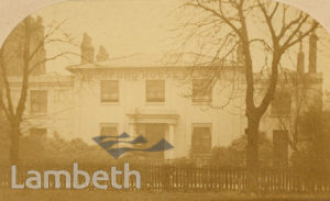 BEDFORD HOUSE SCHOOL, BRIXTON OVAL, BRIXTON