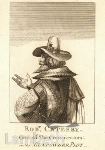 ROBERT CATESBY, GUNPOWDER PLOT CONSPIRATOR
