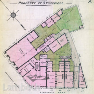 PROPERTY PLANS, STOCKWELL GREEN