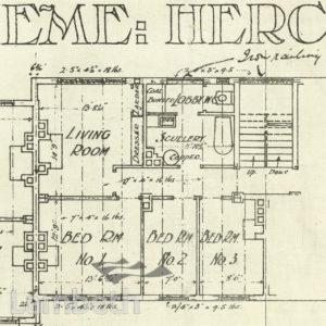 PLANS: BLAKE HOUSE, HERCULES ROAD, LAMBETH