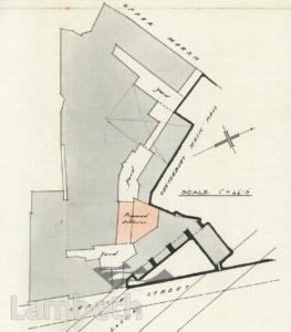 PLAN: J.C.& J. FIELD, UPPER MARSH, LAMBETH