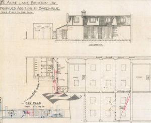 R.E.DOUBLEDAY & CO., 52 ACRE LANE, BRIXTON