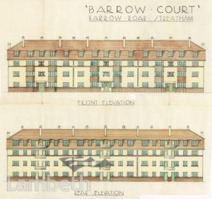 BARROW COURT, BARROW ROAD, STREATHAM VALE