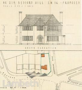 219 BEDFORD HILL, STREATHAM
