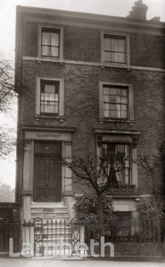 22 NORTHBOURNE ROAD, CLAPHAM PARK
